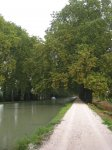 Canal bei Valence
