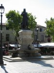 Aigues-Mortes - Rathausplatz