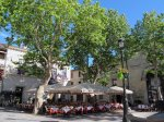Aigues Mortes - Place St. Louis