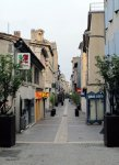 Carcassonne - Rue Georges Clemenceau